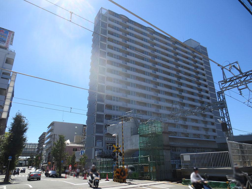 深江駅前ビルの写真。