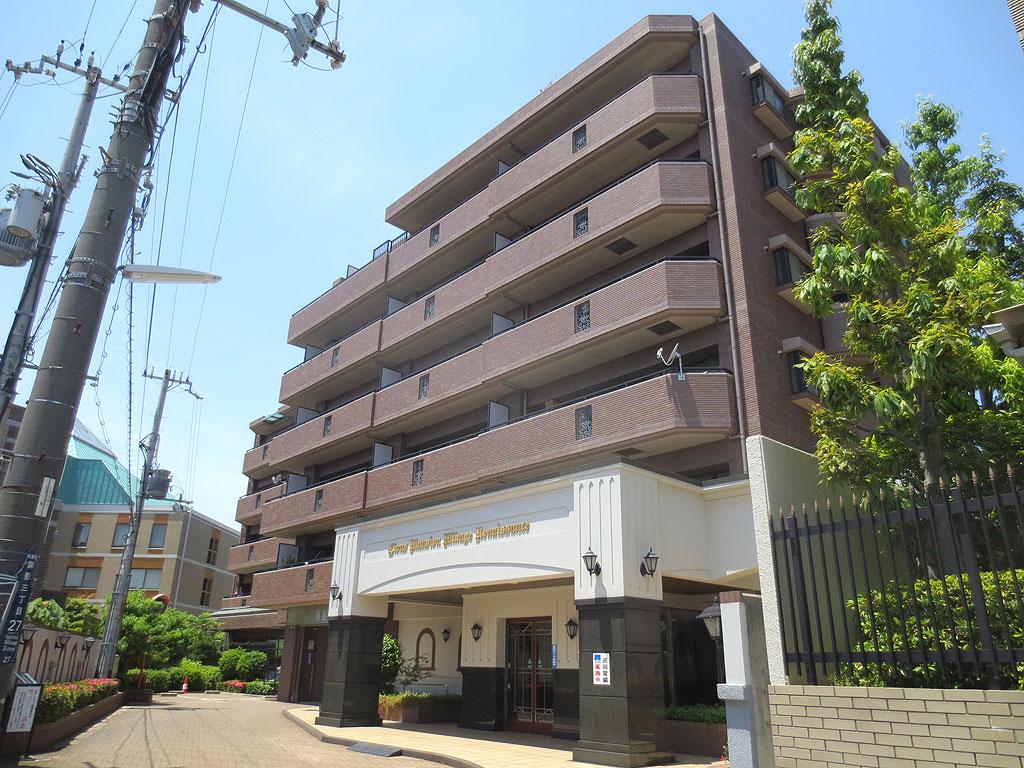 平成10年建築のマンション。